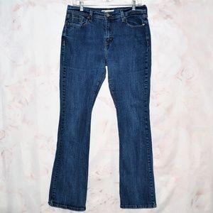Levi's Bootcut 515 High Rise Pocket Flap Size 12
